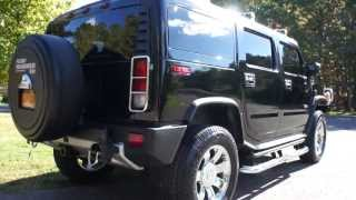 2008 Hummer H2 Luxury For Sale New 2009 Chrome Wheels ONLY 13,473 Miles!