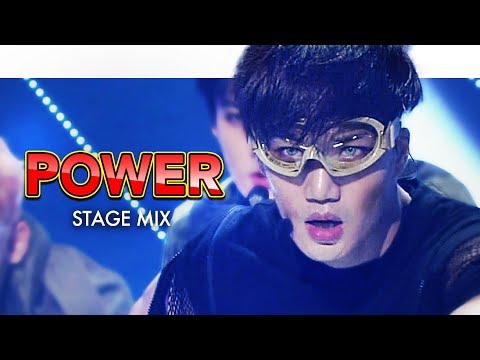 LIVE EXO「Power」TV Performance Stage Mix Specia MP3...