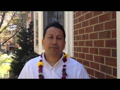 www.enepalese.com-Interview with Canadian  Nepali in DC
