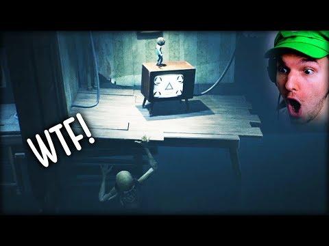 EIN LETZTES MAL MUSST DU ES NOCH SCHAFFEN !! [HALTE DURCH..] | Little Nightmares DLC (ENDE)