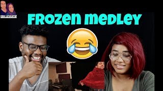 Download Lagu Superfruit- Frozen Medley| REACTION Gratis STAFABAND