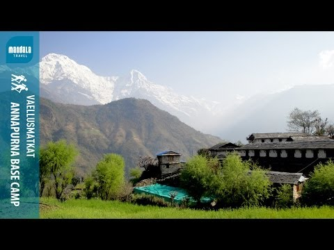 Annapurna Base Camp -vaellus | Mandala Travel