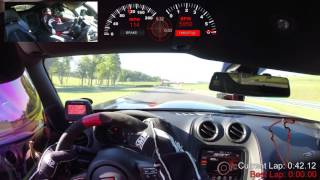 Stock 2016 Viper ACR Runs a 2:02.41 at Virginia International Raceway