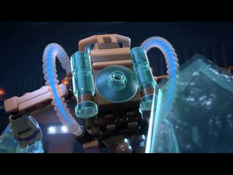 Mr. Freeze Ice Attack 70901 - The LEGO Batman Movie - Product Animation
