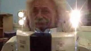 Thumb Albert Einstein camina de nuevo