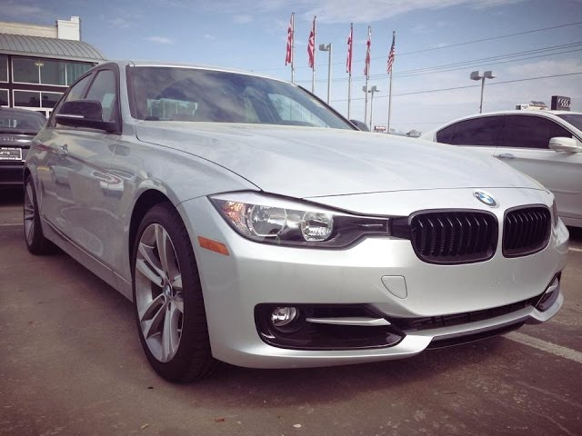 2014 BMW 328i Start Up, Exhaust, Full Review - YouTube
