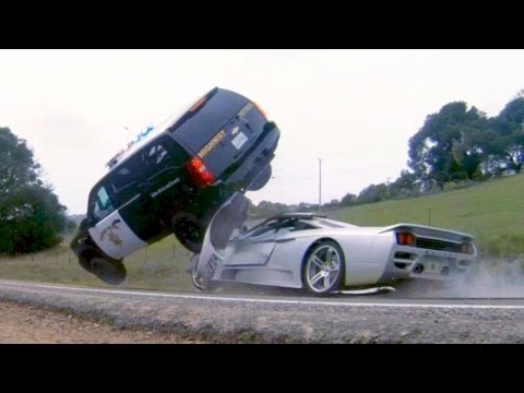 Real Stunts No Cgi Need For Speed Movie Featurette