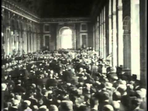 an analysis of the treaty of versailles between germany and allies Treaty of versailles questions and answers  was a global conflict fought primarily between the entente  did the treaty of versailles punish germany,.
