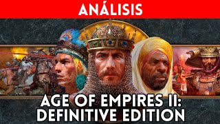 ANÁLISIS AGE of EMPIRES 2: DEFINITIVE EDITION (PC) El REGRESO de un CLÁSICO