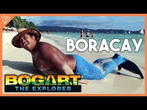 Bogart The Explorer: BORACAY