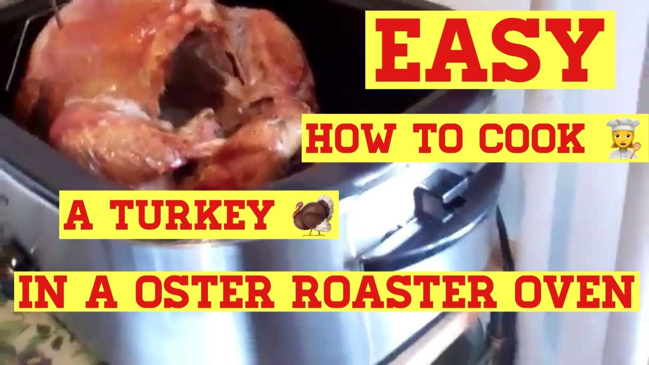 oster 24 pound turkey roaster oven review turkey cooking