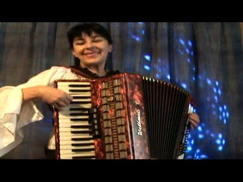 WIESŁAWA DUDKOWIAK   AKORDEON   her most beautiful accordion melodies Music Videos
