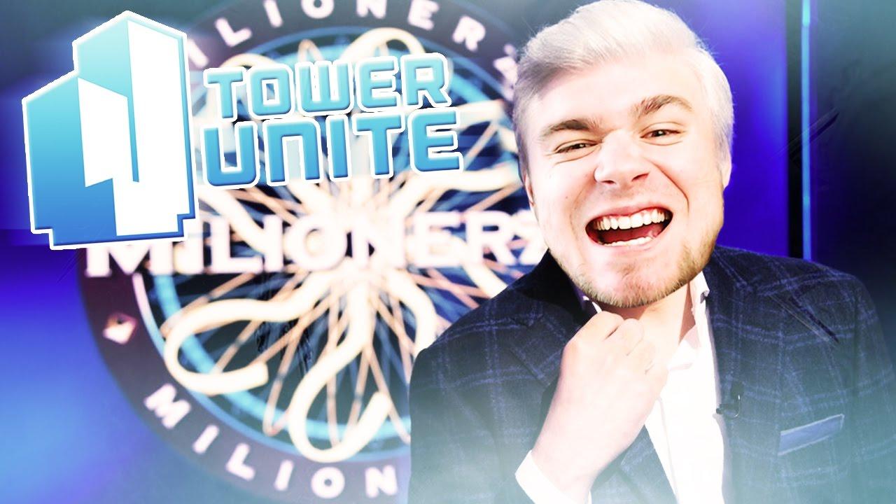MILIONERZY! | Tower Unite [#7] (With: Admiros, Flothar, Hadesiak) #Bladii #PL #Po polsku