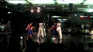 MAMBONBON@Salsa Hotline Japan 20111224