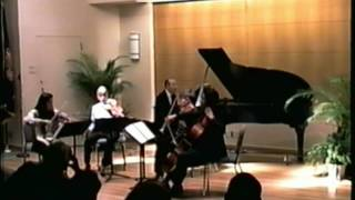 Download Lagu Leonid Treer Plays Alfred Schnittke Piano Quintet with Lark Quartet - Mov IV Lento Gratis STAFABAND