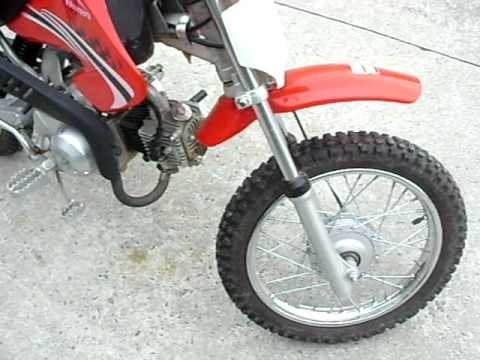 Baja 70cc dirtbike for sale!