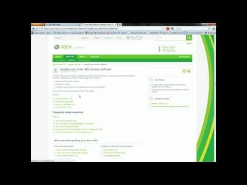 How To Update Your Xbox 360 Using A USB Flash Drive