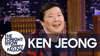 Ken Jeong Shares Secrets Behind Keeping The Masked Singer Contestants