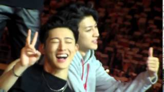 [Fancam] HanBin @ Debut Concert 4