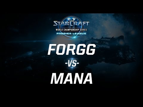 StarCraft 2 - ForGG vs. MaNa (TvP) - WCS Premier League - Semifinal