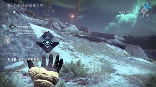 DESTINY Sparrow gameplay in Beta on PS4