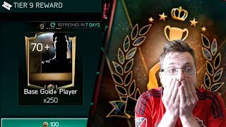 FIFA Mobile 18 250 Gold+ Player Pack Opening! Plus What Happens if You Continue the Tournament?