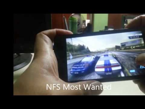 Cherry Mobile Flame 2.0 on NFS Most Wanted