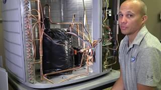 Air Conditioner & Heat Pump Components