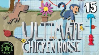 What Have You Done - Ultimate Chicken Horse (#15) | Let's Play