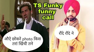 Jordan Sandhu and T.S Funky funny video in हरयाणवी | dubbing funny video | Latest