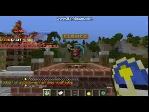 [INSIDECRAFT] mejor server 1.7.2 survival.skyblock.factions.ETC (SIN LAG) 2015