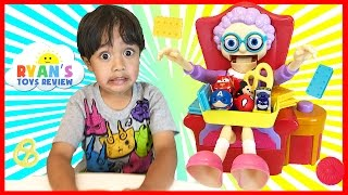 GREEDY GRANNY GAME Family Fun Game For Kids!