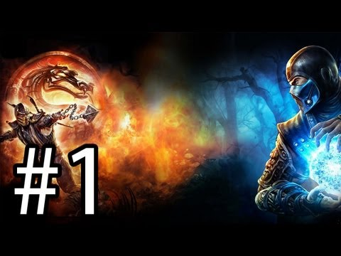 Mortal Kombat - Playthrough #1 [FR][HD]