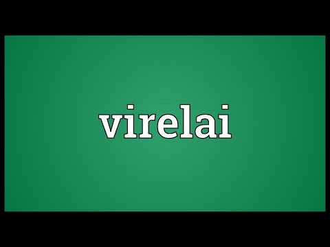 Header of virelai