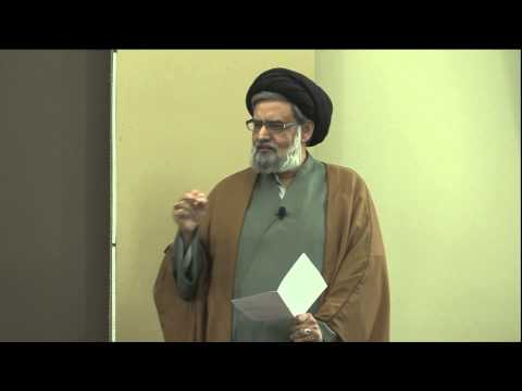 E-Cigs, Smoking, Shisha; Sheikh Nimr; ISIS Artillery Strikes - Maulana Syed Muhammad Rizvi