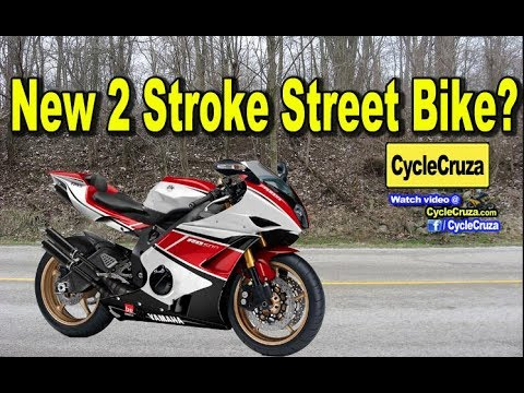 Fuel Injected 2 Stroke Motorcycles For Street Coming?   MotoVlog