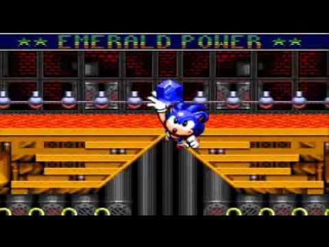 Let's play Sonic Spinball (Genesis) [Part 1] Pinball action!