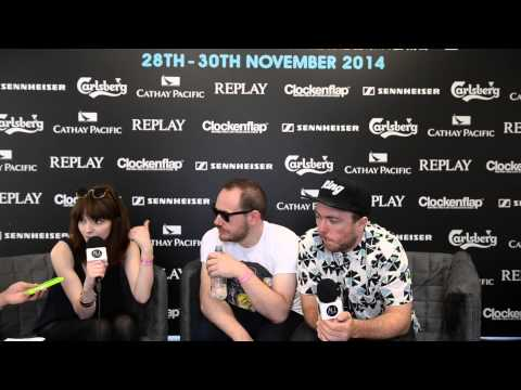 CHVRCHES Interview: Social Media, the Business and the End of their Tour!