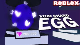 *NEW UPDATE* VOID SHARD EGG PETS & VOID ISLAND | Roblox Bubble Gum Simulator