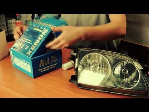 Видео как выбрать ксенон