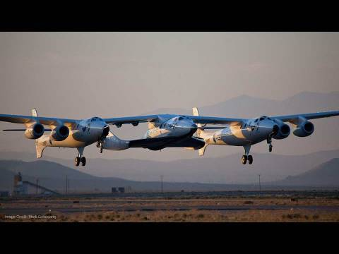 Virgin Galactic is getting closer to launch - 2010.03.29