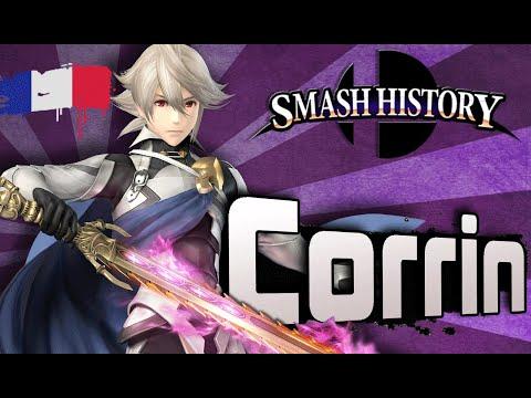 VOSTFR//Smash History Analyse de Corrin/Super Smash Bros 3DS et Wii U thumbnail