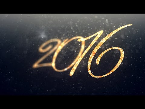 New Year Countdown 2016 After Effects Template streaming vf