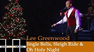 Watch Lee Greenwood O Holy Night video