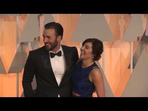 Oscars: Chris Evans Red Carpet (2015)