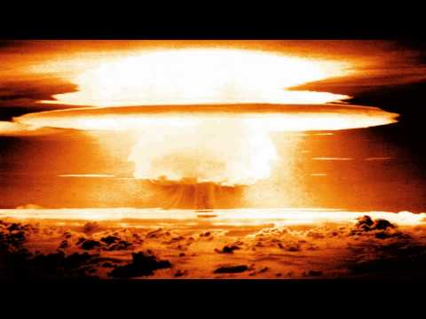 Nuclear explosion sound effect