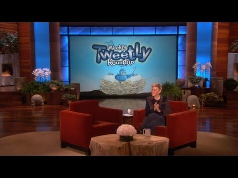 Ellen's Got the Funniest Tweets! Music Videos