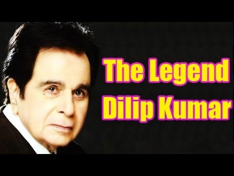 Dilip Kumar  Biography | The 'Greatest' Bollywood Actor