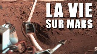 La VIE sur MARS DÉCOUVERTE il y a 40 ANS ? LDDE