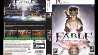 Fable Annıversary Pc Game Cover